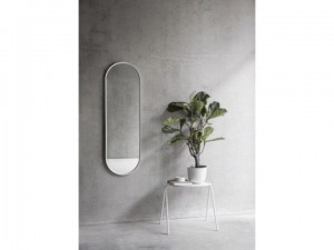 Lustro Norm Wall Mirror Menu