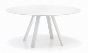 Arki-Table ARK5   Q129 cm   Pedrali